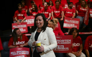 labor chinese donations icac