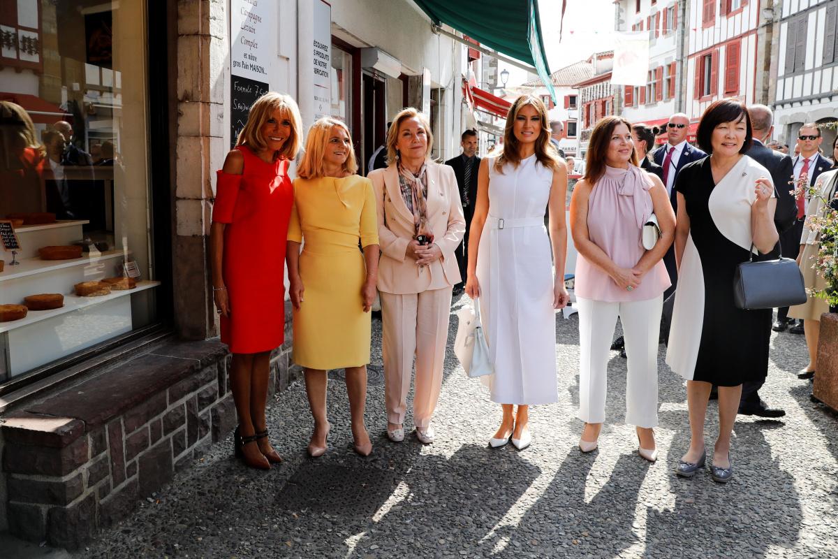 G7 women