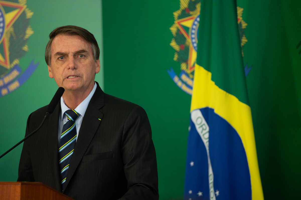 Jair Bolsonaro is at the centre of this crisis.