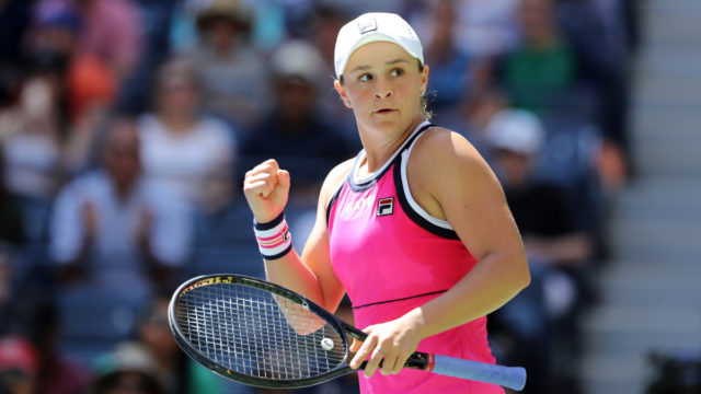 Barty to thrive as top seed at Australian Open