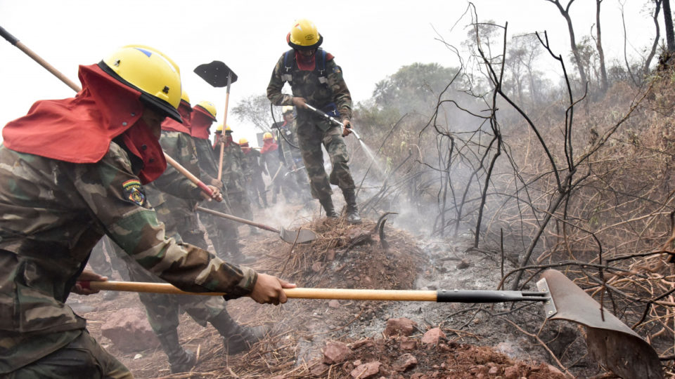 brazil rejects g7 fires