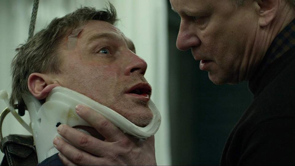 Stellan Skarsgard Daniel Craig