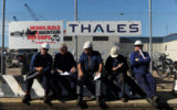 thales backpay workers