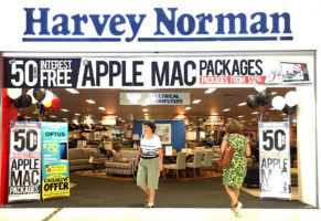 harvey norman coronavirus