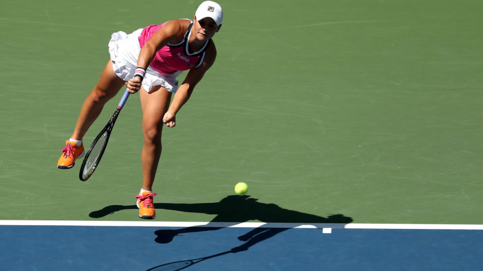 us open Ash Barty