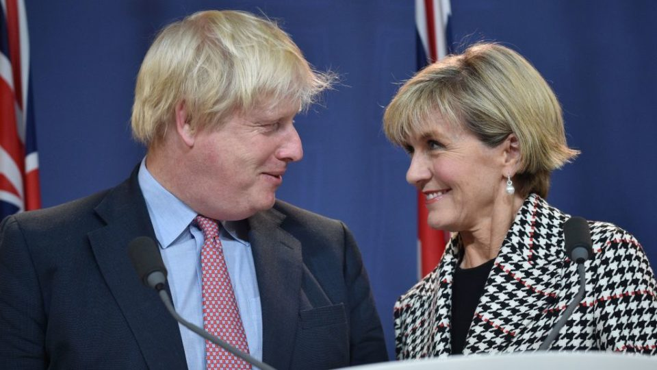 australia britain free trade agreement