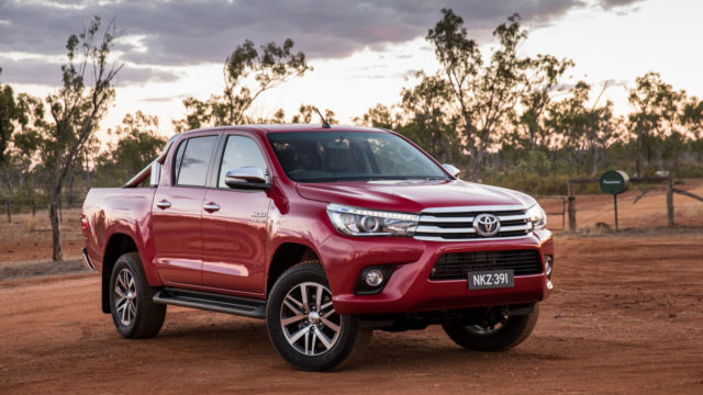 Australia's most popular used cars in 2019