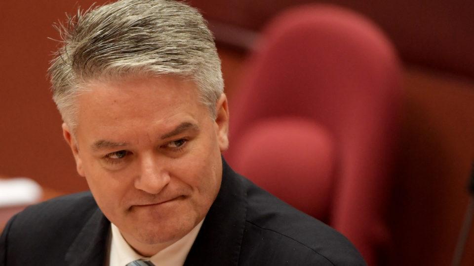 matthias cormann quit politics