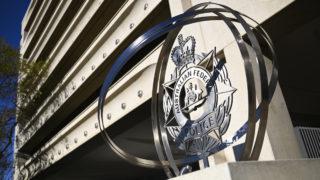 federal police raid government adviser
