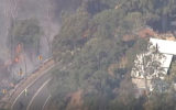 qld bushfire scenic rim