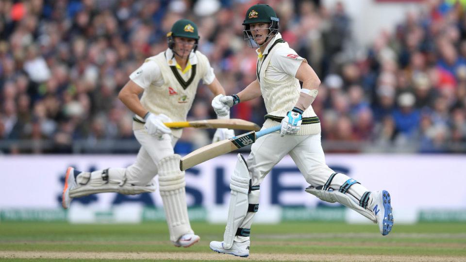 The Ashes: Steve Smith, Marnus Labuschagne help Aussies to 2-98