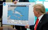 donald trump storm map
