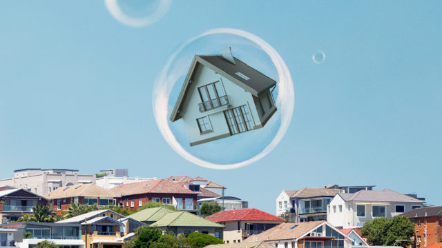 House prices in Sydney and Melbourne increased for the fourth consecutive month in September.