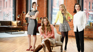 Younger TV fashion