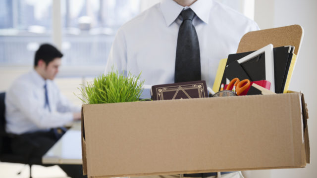 Being made redundant can come as a shock – but it can also be an opportunity.