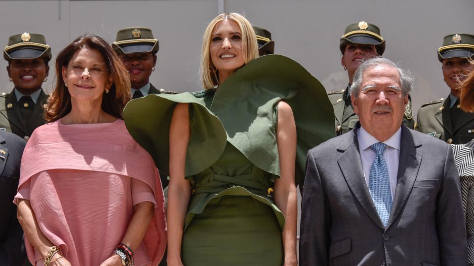 Ivanka Trump Colombia