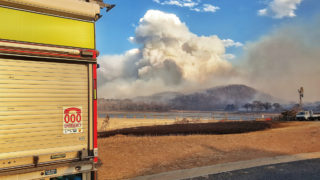 qld nsw bushfires september 2019