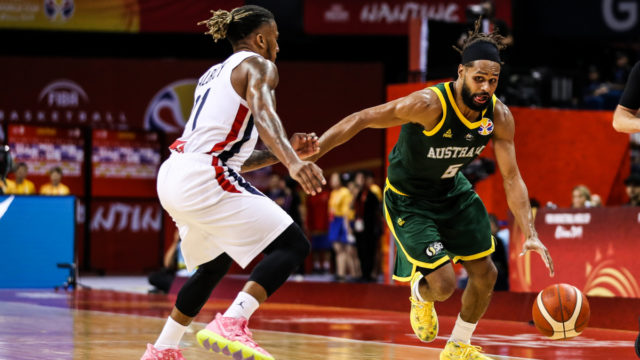 'Amazing' Boomers pip France in Cup win