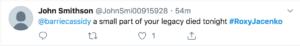 Barrie Cassidy tweet