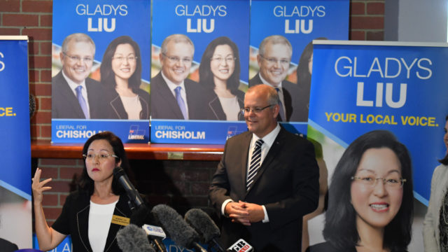 Embattled Gladys Liu is taking a second look at her declarations and donations