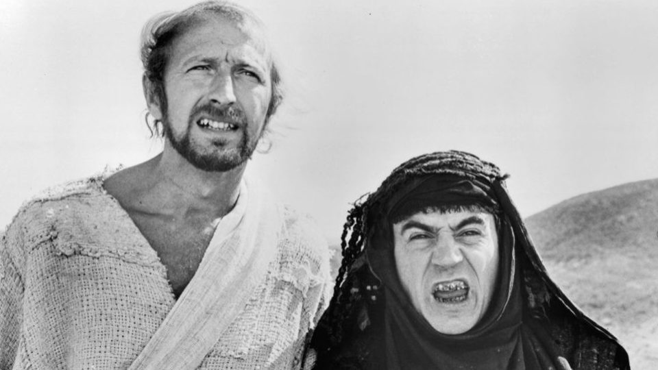 life of Brian begins filming this day in 1979