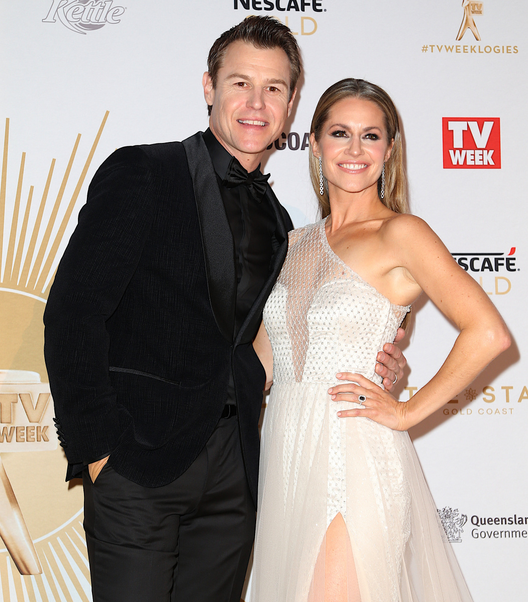 Rodger Corser Renae Berry