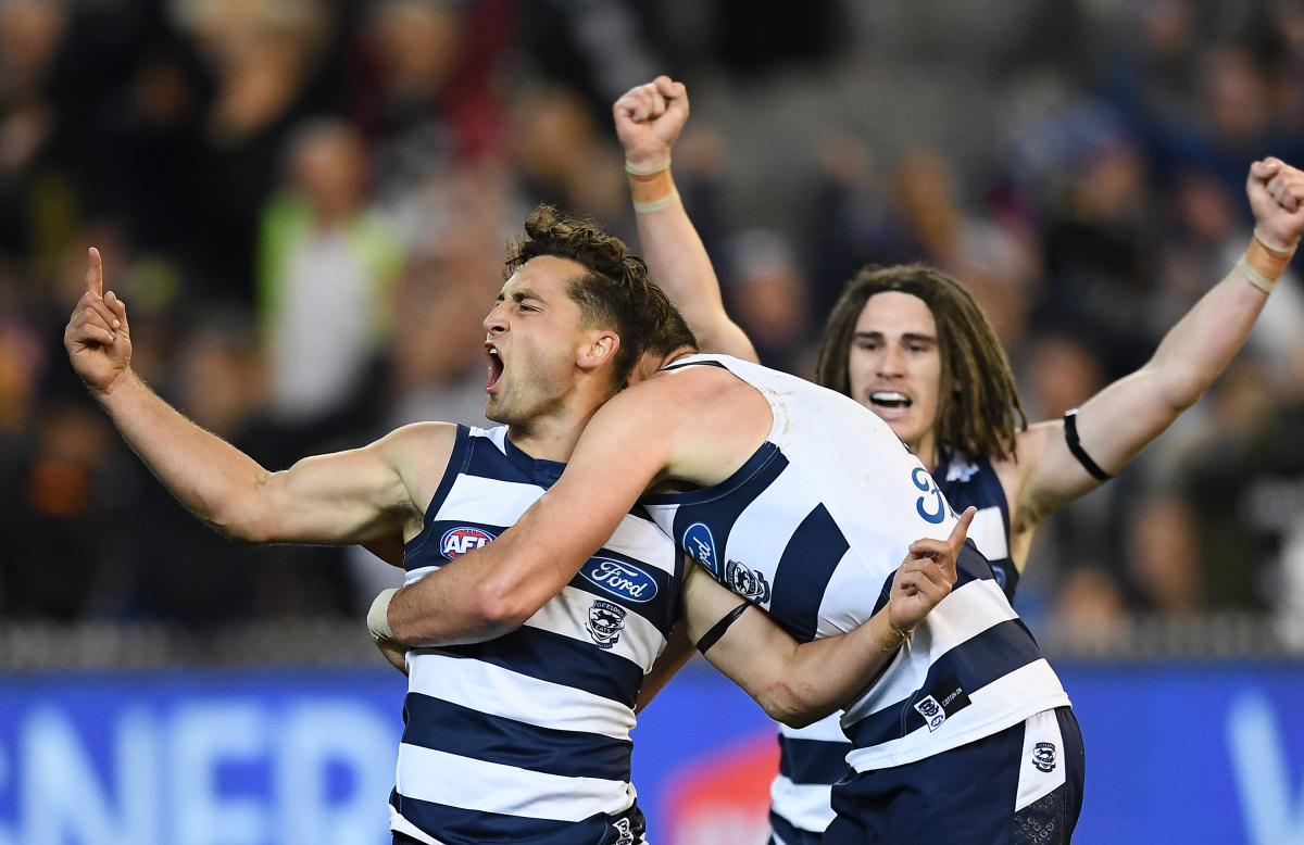 Afl Cats Back Their Coach And Get Flag Hopes Back On Track The New Daily Cats Back Coach And Get Flag Hopes Back On Track