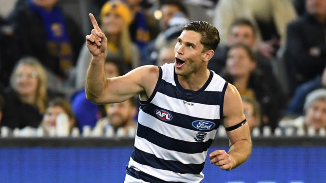 AFL: Hawkins gets one match ban, Cats expected to head to tribunal