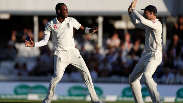 Archer dominates as Australia battles in fifth Ashes Test