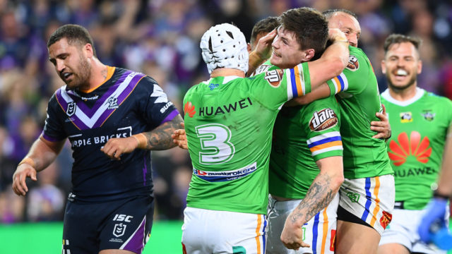 Matthew Elliott: Plot twists aplenty as NRL finals provide the drama