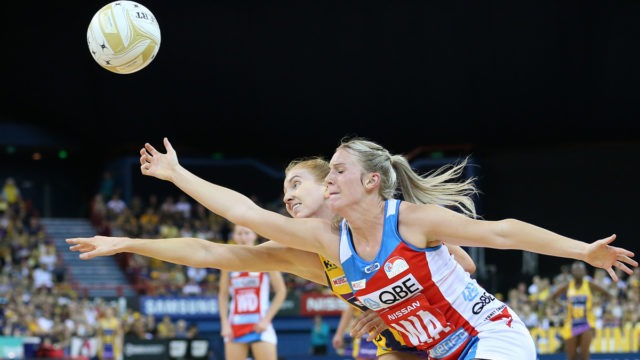 Super Netball: Swifts shock Lightning to win grand final