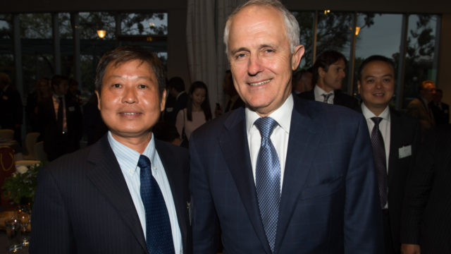 Gladys Liu friends bid $105,000 for dinner with PM that never happened