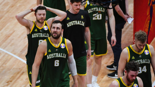 Basketball World Cup: Australia blows bronze medal-winning lead