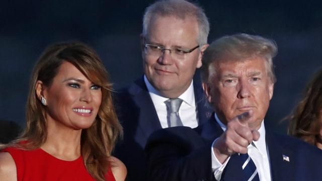 Trade, security to dominate agenda when Morrison meets Trump