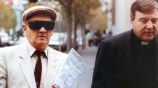 Gerald Ridsdale george pell fallen