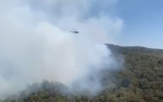 tenterfield fire emergency
