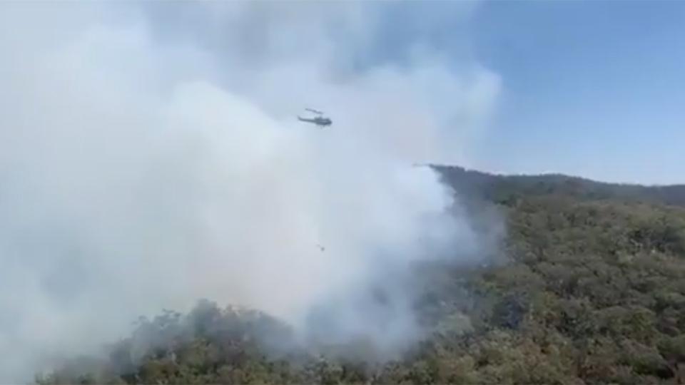 tenterfield fire emergency