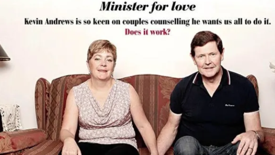 kevin andrews family law inquiry