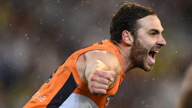 AFL: Giants grow up to set up first grand final against Tigers