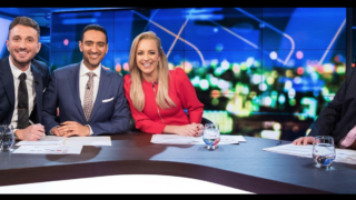 Tommy Little Waleed Aly Carrie Bickmore
