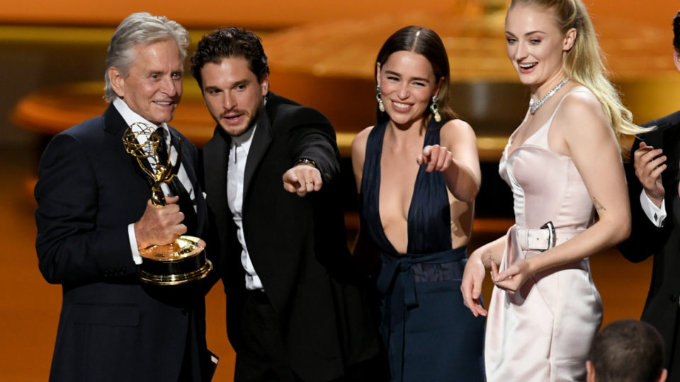 Image result for Game of thrones win emmy 2019