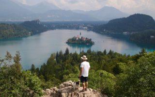 tourism places less busy
