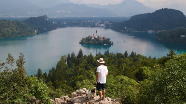 Slovenia offers world class views, history, good connections – and fewer people.
