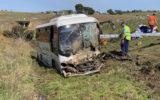 nsw bus crash