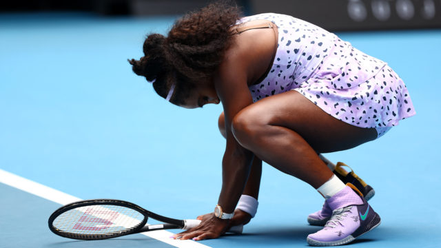 Who's out: A look back at week one of the 2020 Australian Open