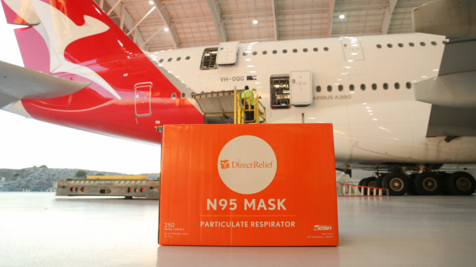 qantas coronavirus flights