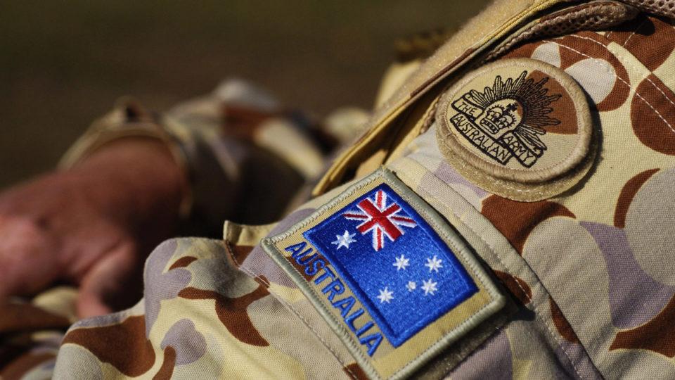australia troops afghanistan