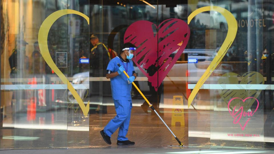victoria hotel quarantine coronavirus