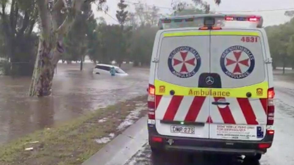 nsw storms floods