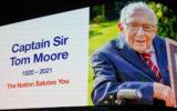 captain tom moore tributes